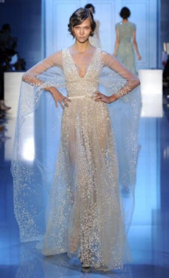 What is haute couture college news for Couture definition