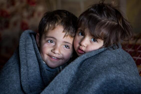 If we cant adopt we can sponsor a syrian child university of two young syrian children ccuart Images