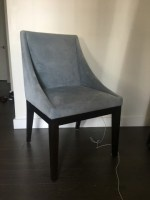 West Elm Chairs set of 2