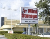 A+ Mini Storage - Airport East