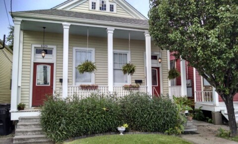 Apartments Near Metairie 2bed/1ba 1 block to streetcar @ carrollton/claiborne for Metairie Students in Metairie, LA