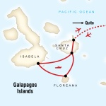 Galбpagos Island Hopping with Quito