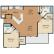 2bd/2ba full apartment sublet avail. May 15