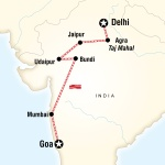 West Coast India & Rajasthan by Rail