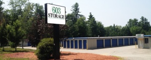 603 Storage Barrington / Rochester / Lee