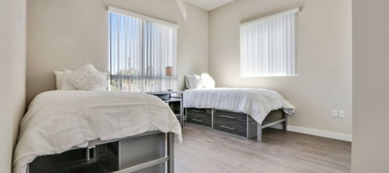 SUBLEASE BEDSPACE NEAR USC CAMPUS