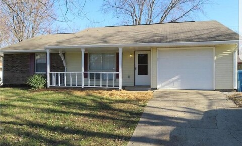 Houses Near Franklin NEAT AND CLEAN FRESHLY PAINTED 3 BEDROOM for Franklin Students in Franklin, IN