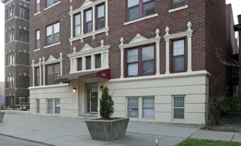 Apartments Near Wayne State 641 Prentis St for Wayne State University Students in Detroit, MI