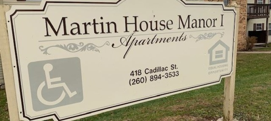 Martin House Manor I