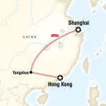 Shanghai to Hong Kong on a Shoestring
