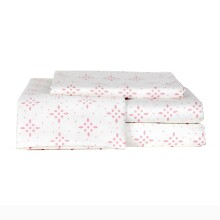 Star Dot Sheet Set - Queen