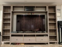 Gray Entertainment Center