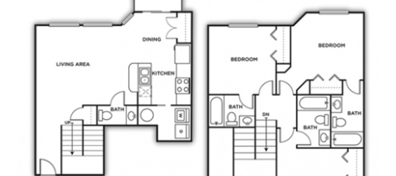 Sublet/Take over Lease at Bishop Squares for male
