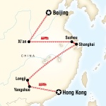 Classic Beijing to Hong Kong Adventure