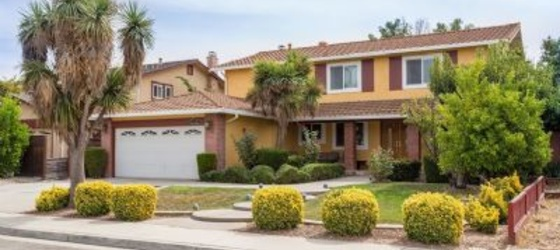 5 bedroom South San Jose